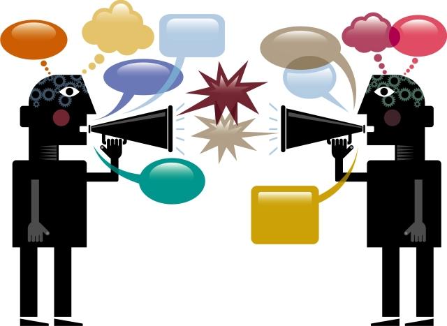 Debate.Illustration